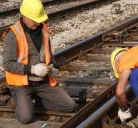 lavoro manutenzione ferrovie