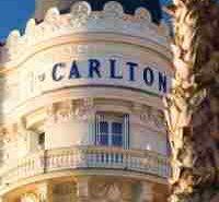 intercontinental carlton cannes lavoro
