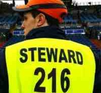 lavoro steward stadi